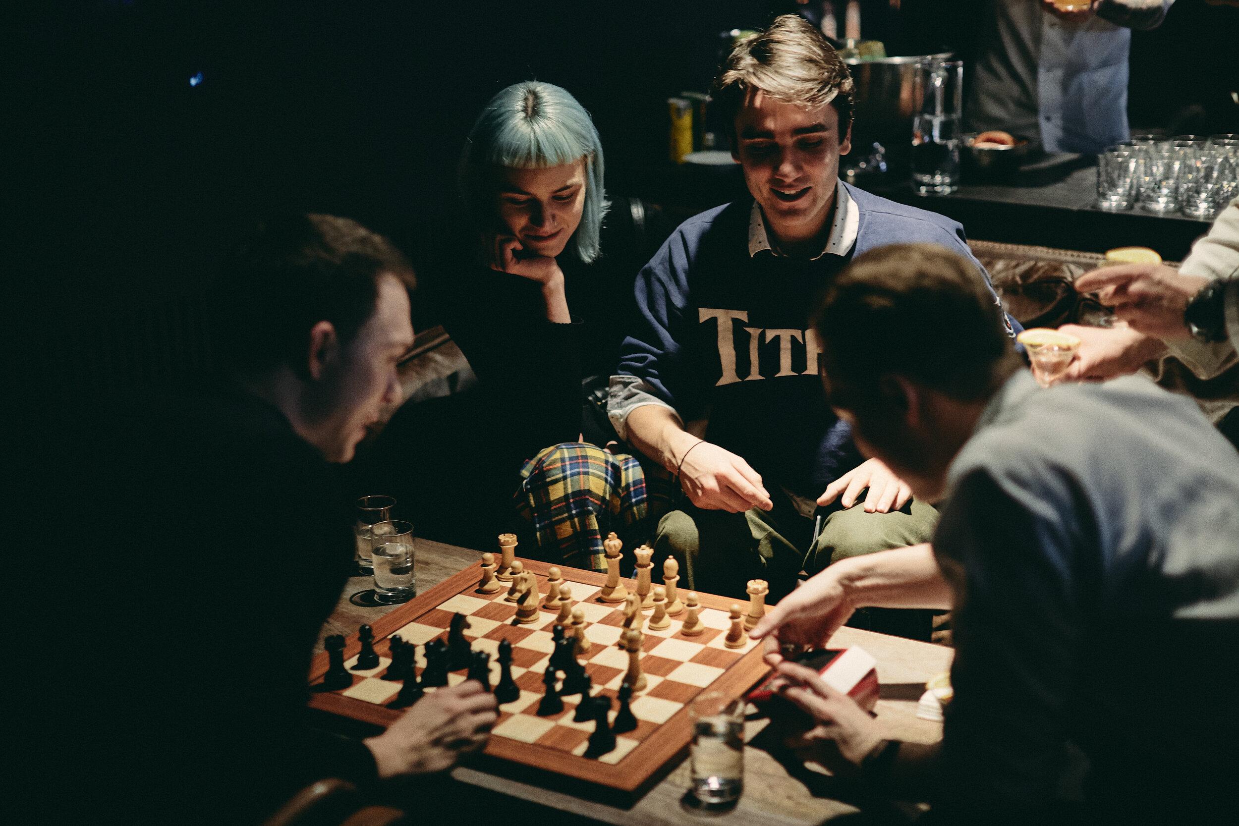 клуб шахматы москва