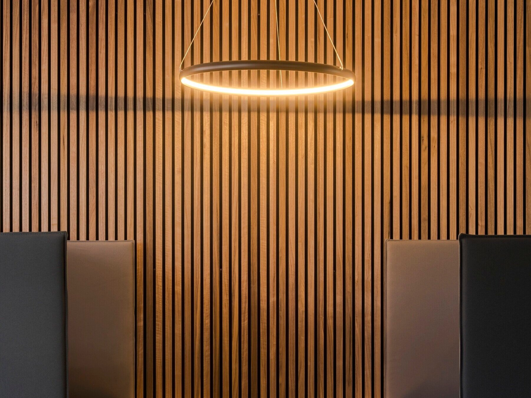 Acoustic Slat Wood Wall Ceiling Panels Commercial Application Interior Design Wall Panelling Acupanel