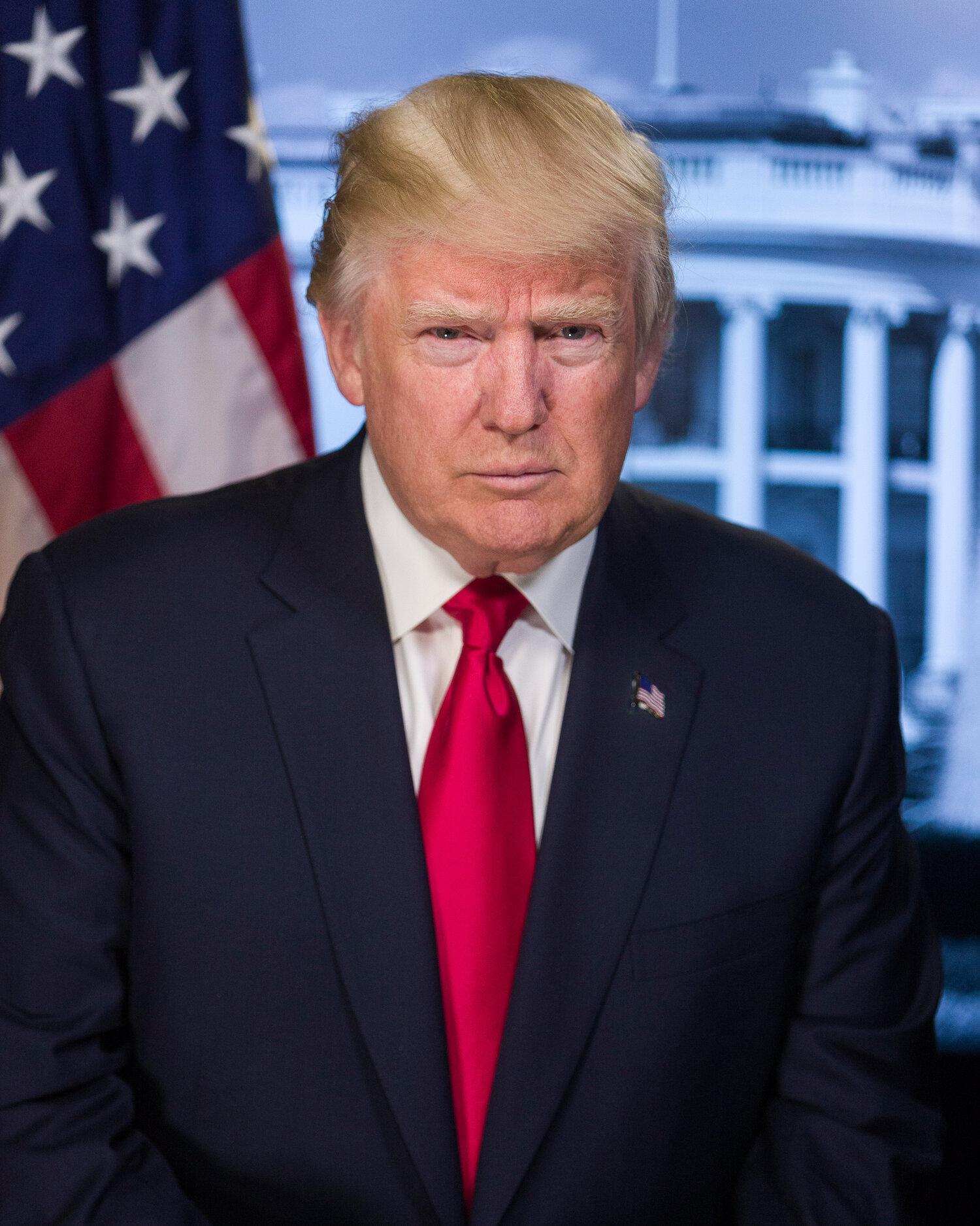 Trump: an Alpha in power