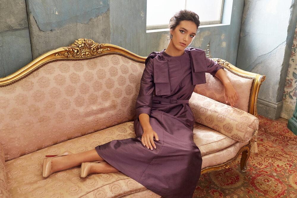 Anjilla Seddeqi Fashion Designer