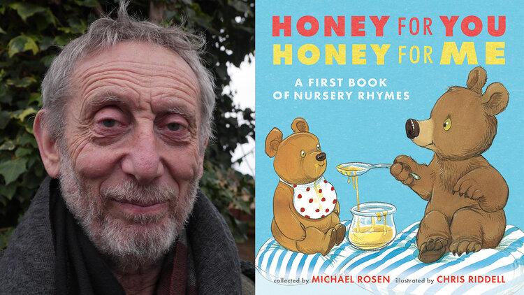 Michael Rosen - Honey for me Honey for you.jpg