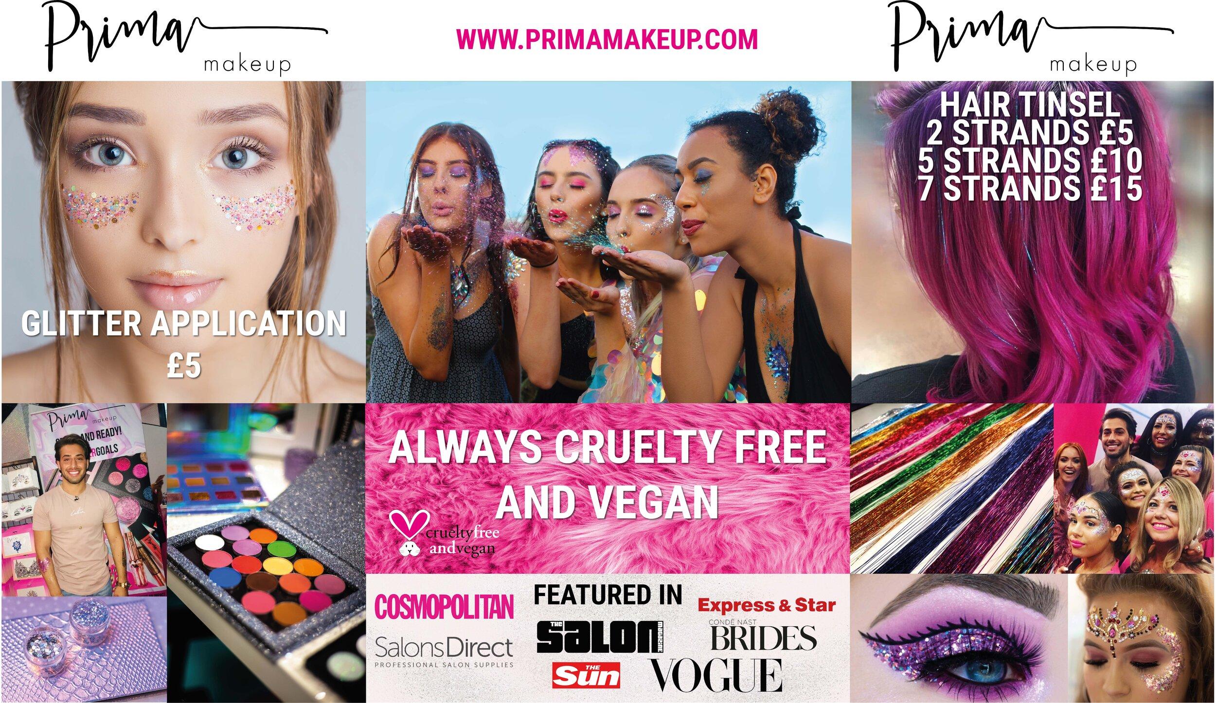 Prima Makeup Rosie Adams Design