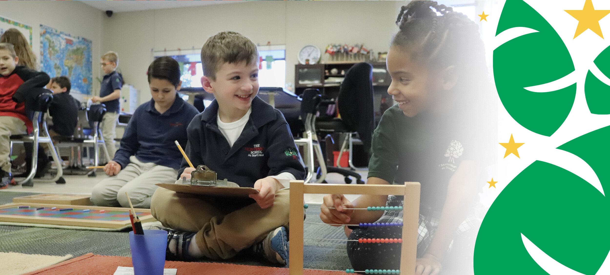 Elementary — The Montessori School at StarCreek