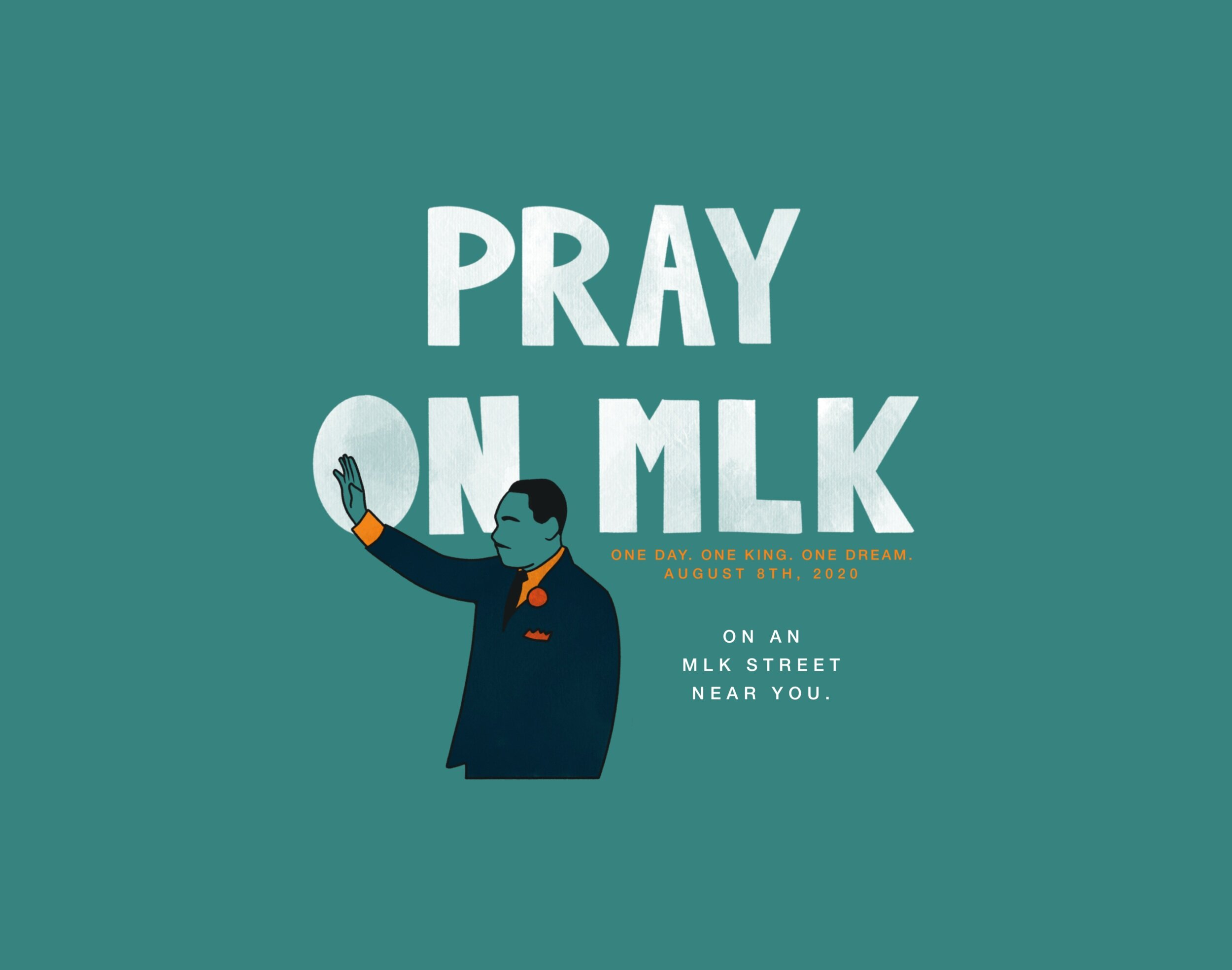'Pray on MLK' is a Movement, Not an Event