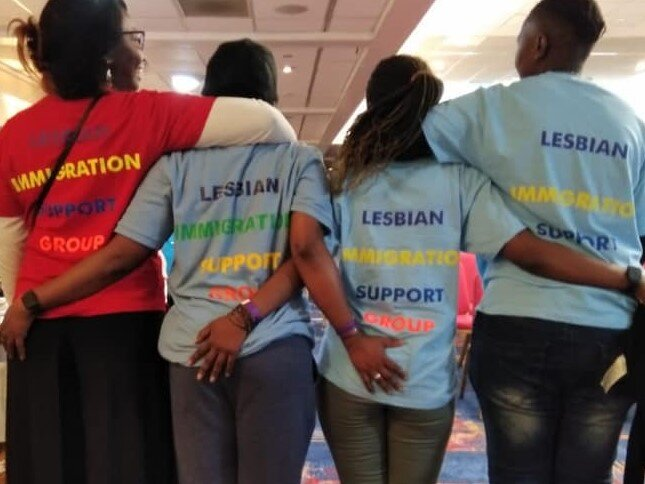 #137 Free to Be Me: Refugee Stories from the Lesbian Immigration Support Group