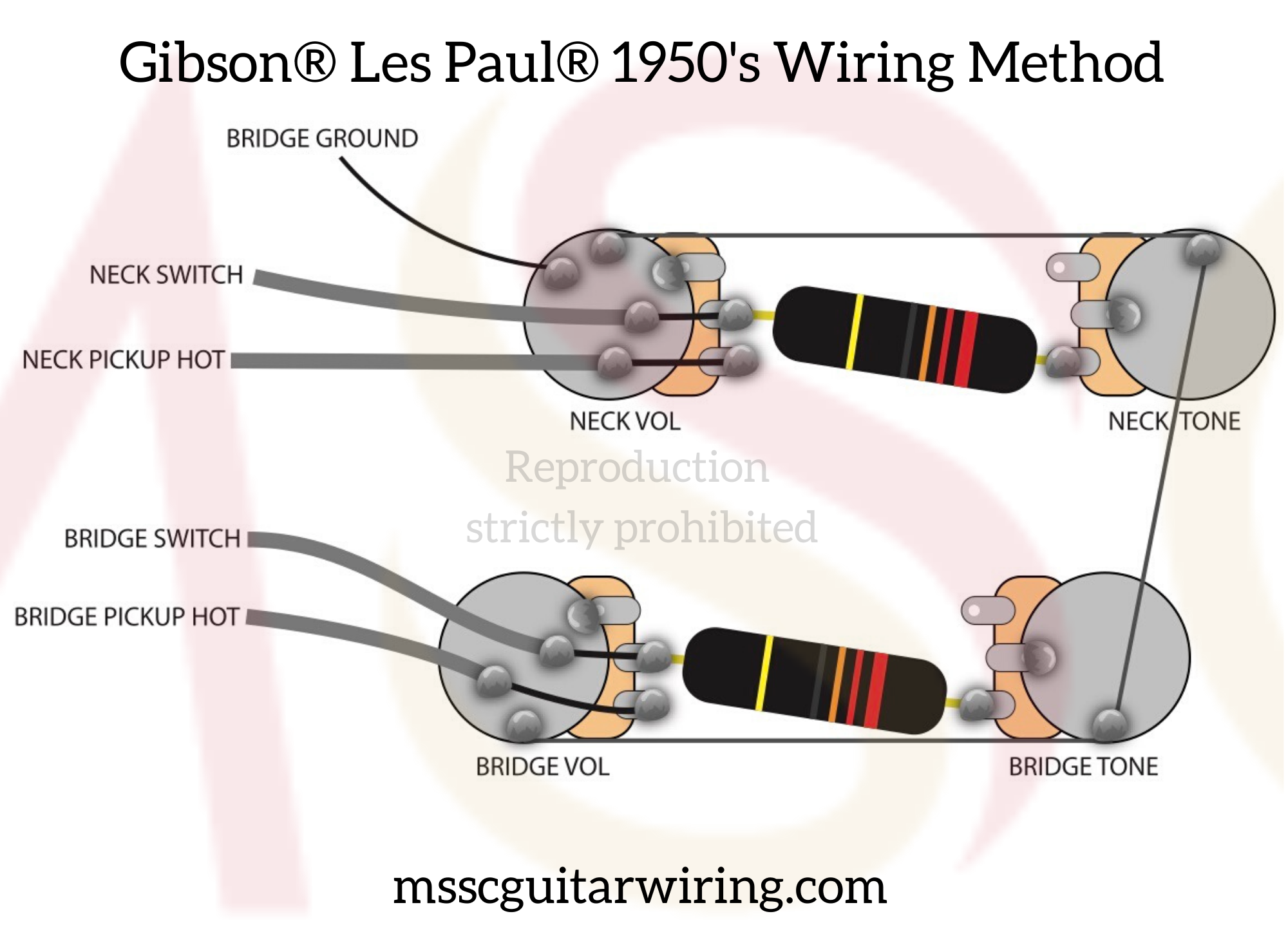 1950S Les Paul Wiring Diagram from images.squarespace-cdn.com