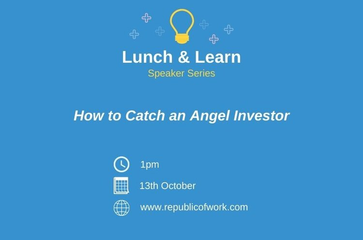 How to Catch an Angel Investor