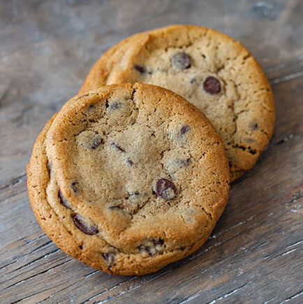 GF Chocolate Chip Cookie