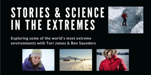 Stories & science from the extremes