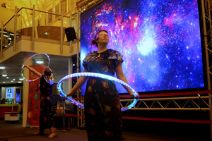 The secret science of hula hooping