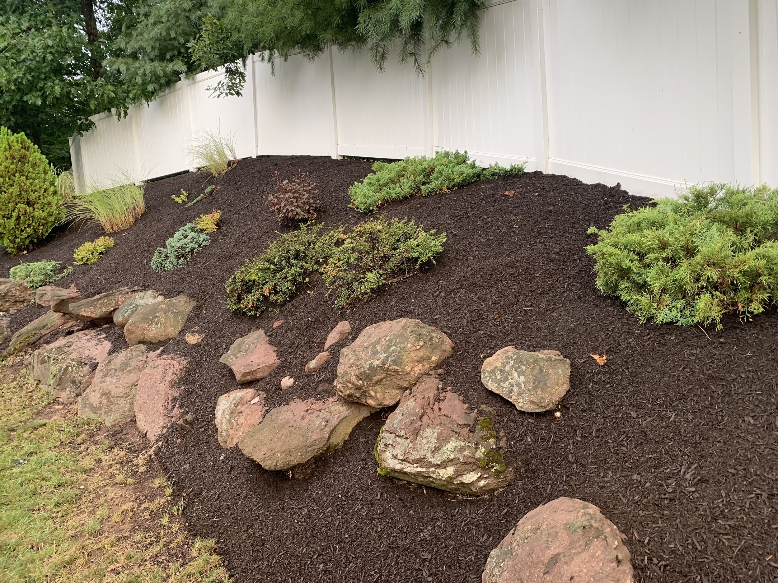 Mulching And Gravel Services In South Windsor Ct Ellington