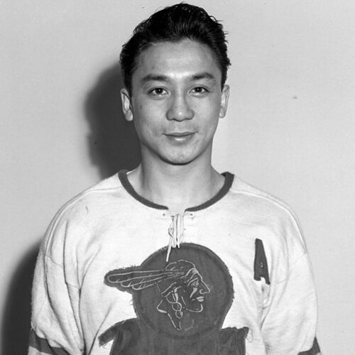 Larry Kwong NHL First Asian Player