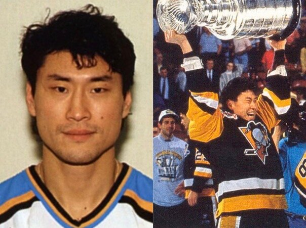 Jim Paek: He's The First Korean To Play The NHL and The First To Win A Stanley Cup