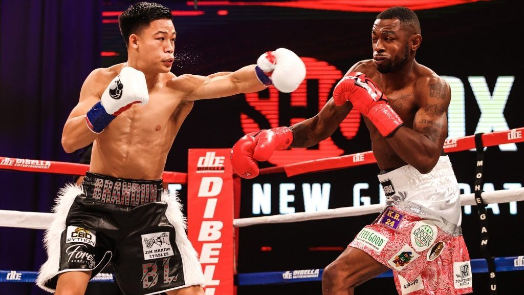 Brandun Lee (20-0) Remains Unbeaten With First-Round Knockout