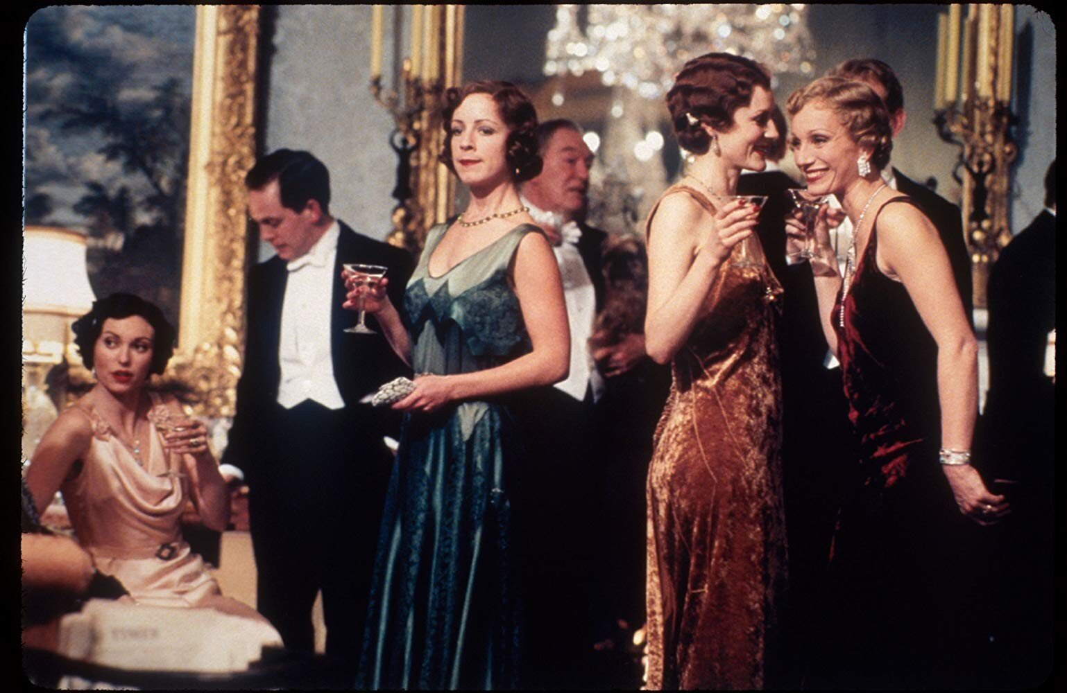 Gosford Park 2001 Dir Robert Altman The Succinct Review