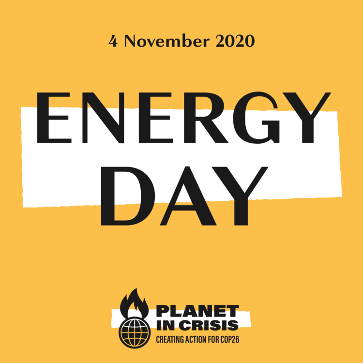 Day 4 - Energy Day