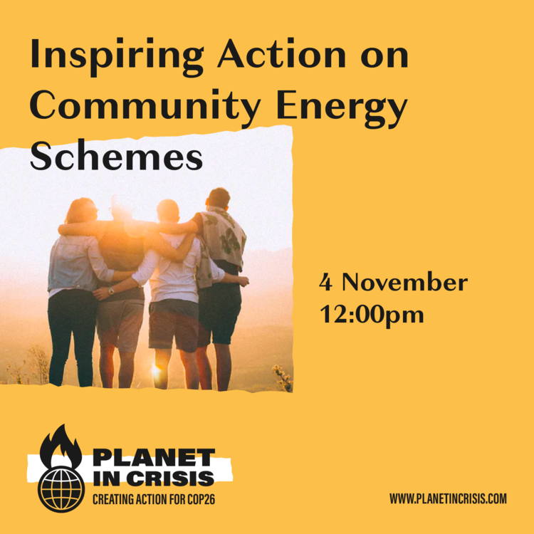 Inspiring Action on Community Energy Schemes