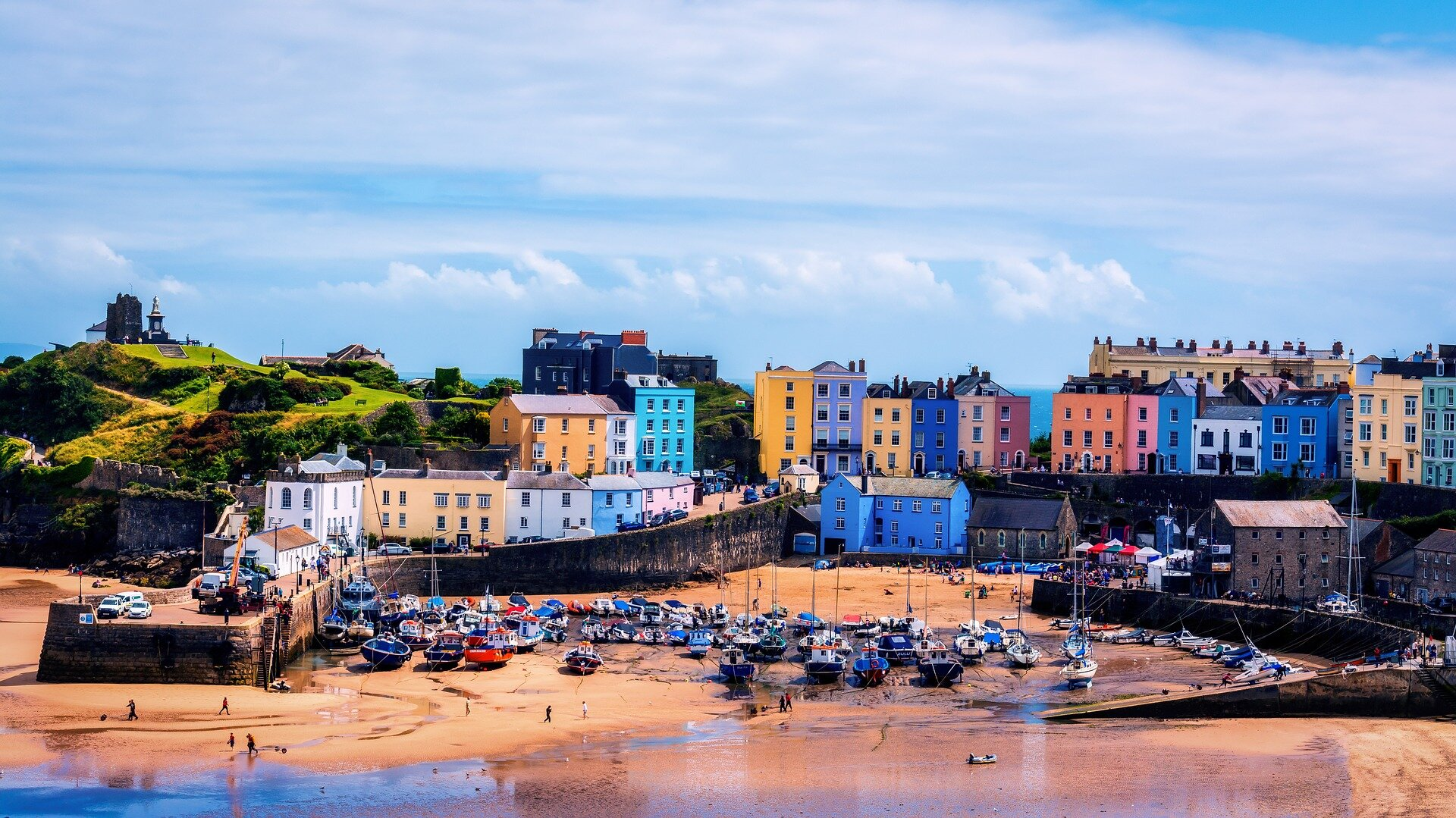 Tenby Hrbour