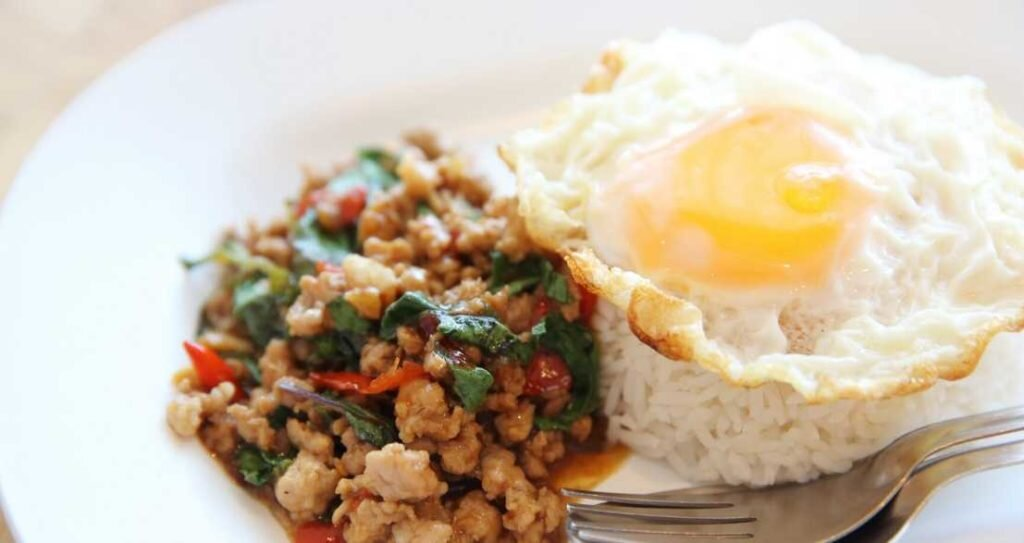 Authentic street food in Bangkok