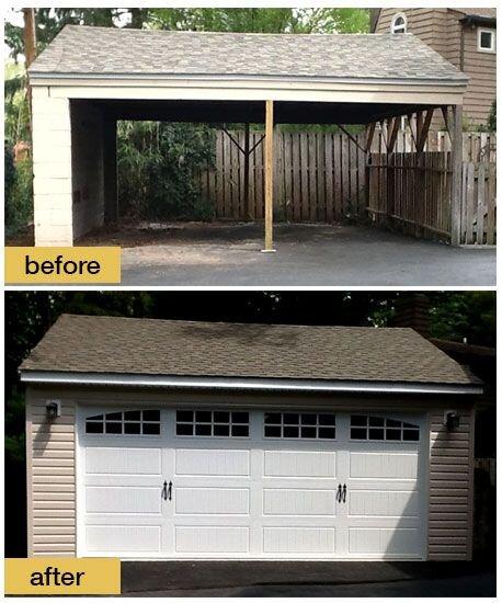 Carport Conversions Gilbert Az Quality Overhead Door