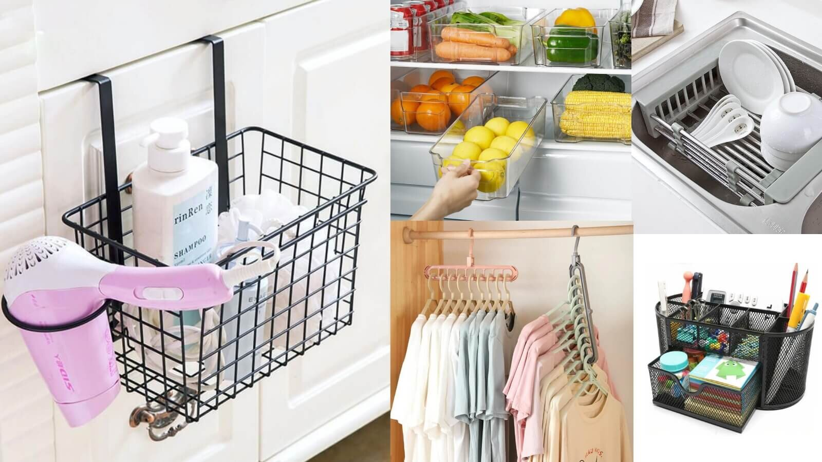 Looking to Organize Your Space? - If you've decided that it was time to start organizing your home.Then, here are some articles just for you!