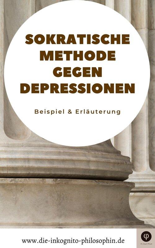 Sokratische Dialog Bei Depression Psychotherapie Mit Sokrates