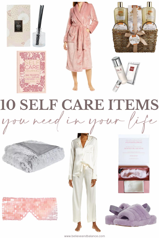 Self Care Gift Guide 2021