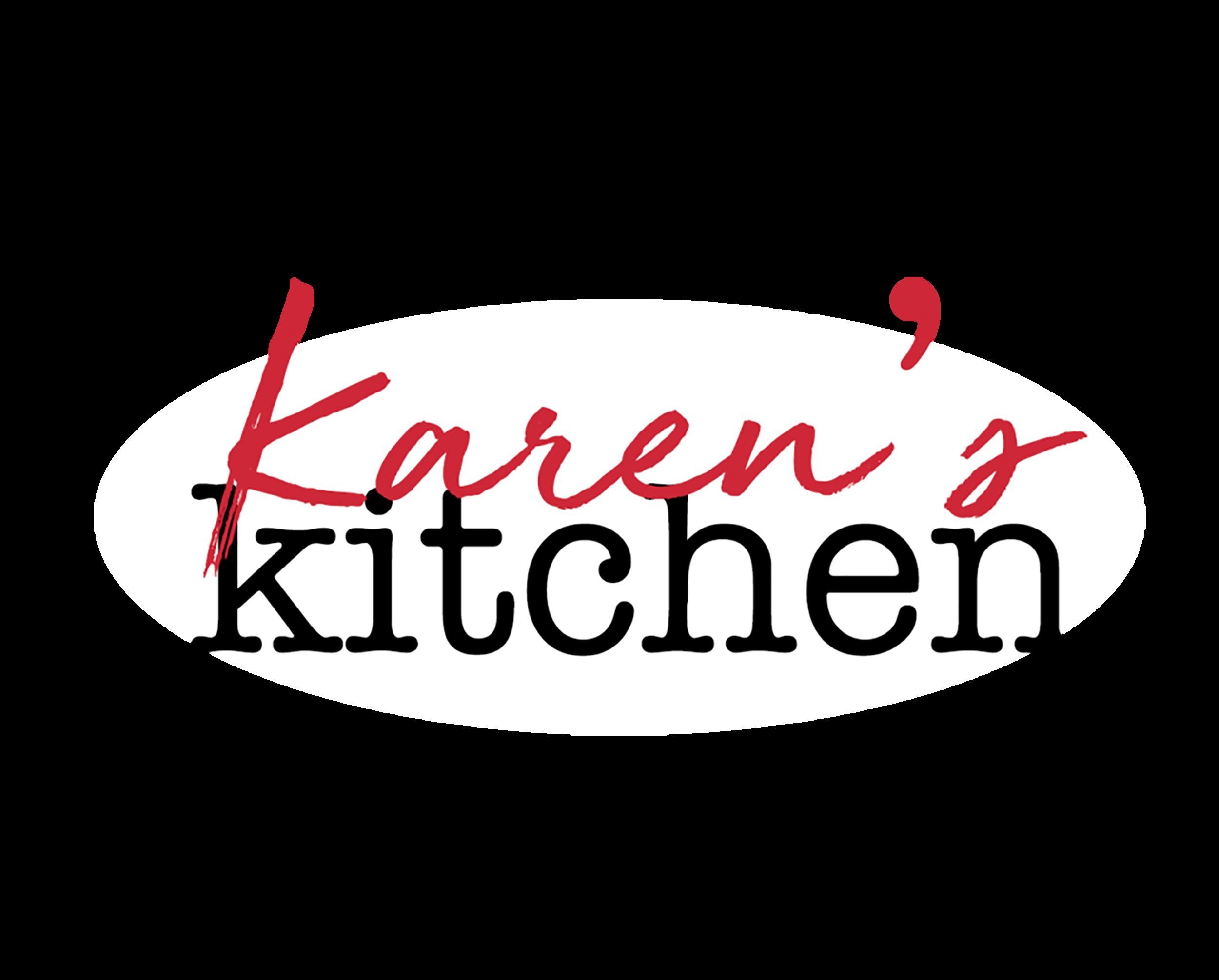 Menu Karen S Kitchen