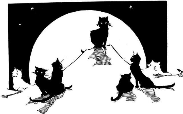 The Cats Of Ulthar H P Lovecraft D20 D Infinity