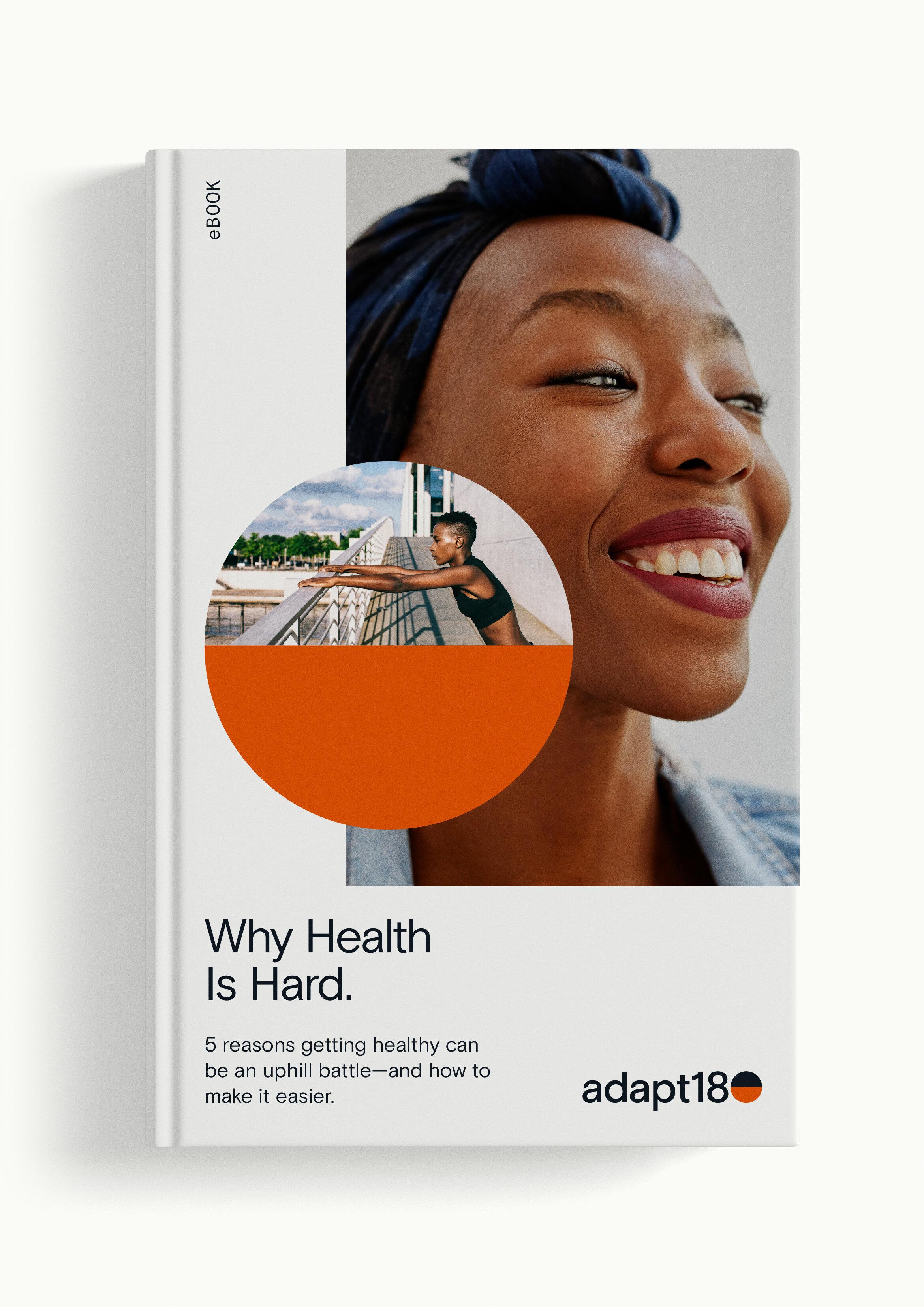 """为什么健康是很难 - 你已经告诉你需要的是...更多的信息,更多的灵感,更有意志力,更有动力,更有纪律性。此列表假设你没有什么需要更健康。这是某种程度上你的错,无论是通过无知或无力。但是,如果这是不正确的?下载免费的电子书""""为什么健康是很难:5个原因恢复健康可以是一场艰苦的战斗,以及如何使其更容易"""",找出为什么感觉这么难健康,为什么它具有非常小的都做了你。"""
