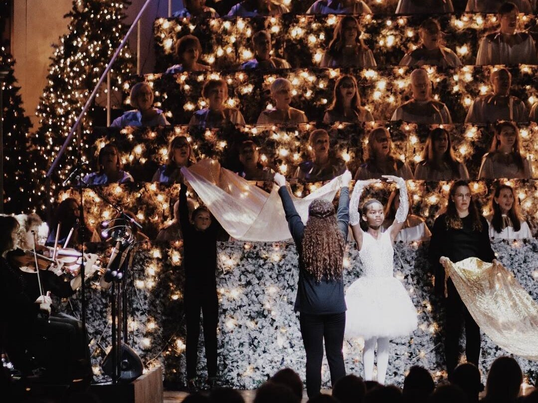Christmas Performance For Families 2020 Tacoma Washington The Singing Christmas Tree