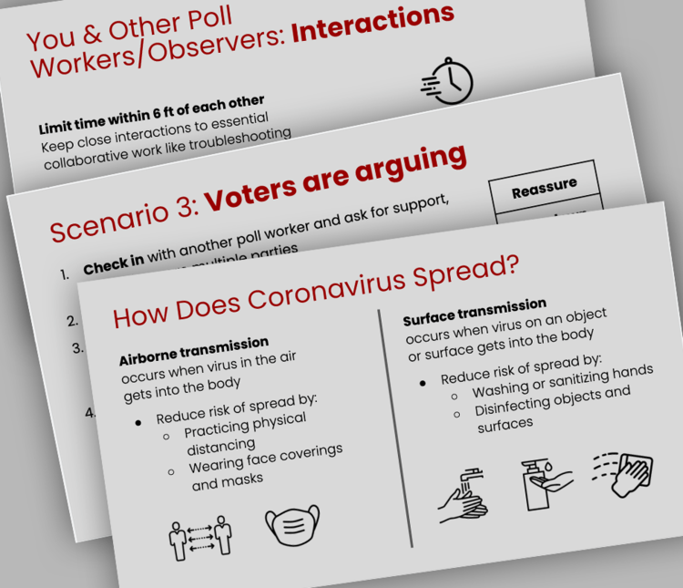 Pollworker Training: Working Elections During COVID-19