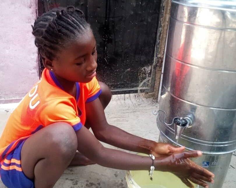 Girls gambia Inside paedophila