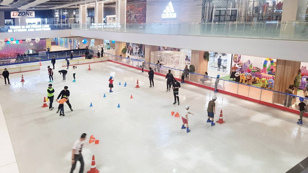 The Rink Ice Arena (Central World) — Peekaboo BKK - Kids playgroups, activities, parties and information in Bangkok