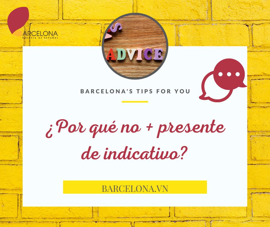 Cách đưa lời khuyên trong tiếng Tây Ban Nha