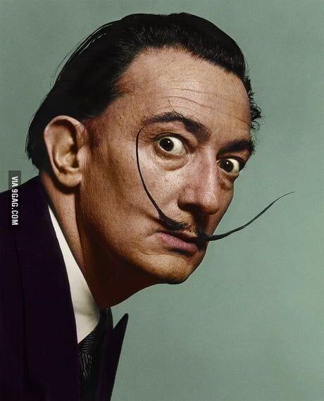 Danh họa Salvador Dalí