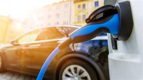 EV Level 3 charger