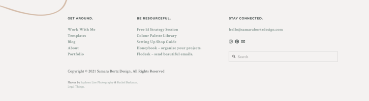 Automatically updated footer in Squarespace sample.png
