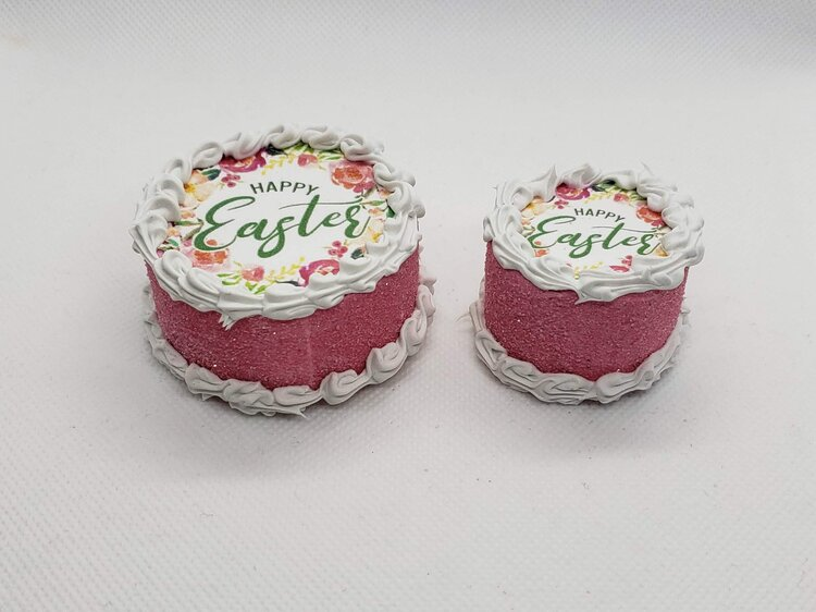 Easter Cakes - Choose your own