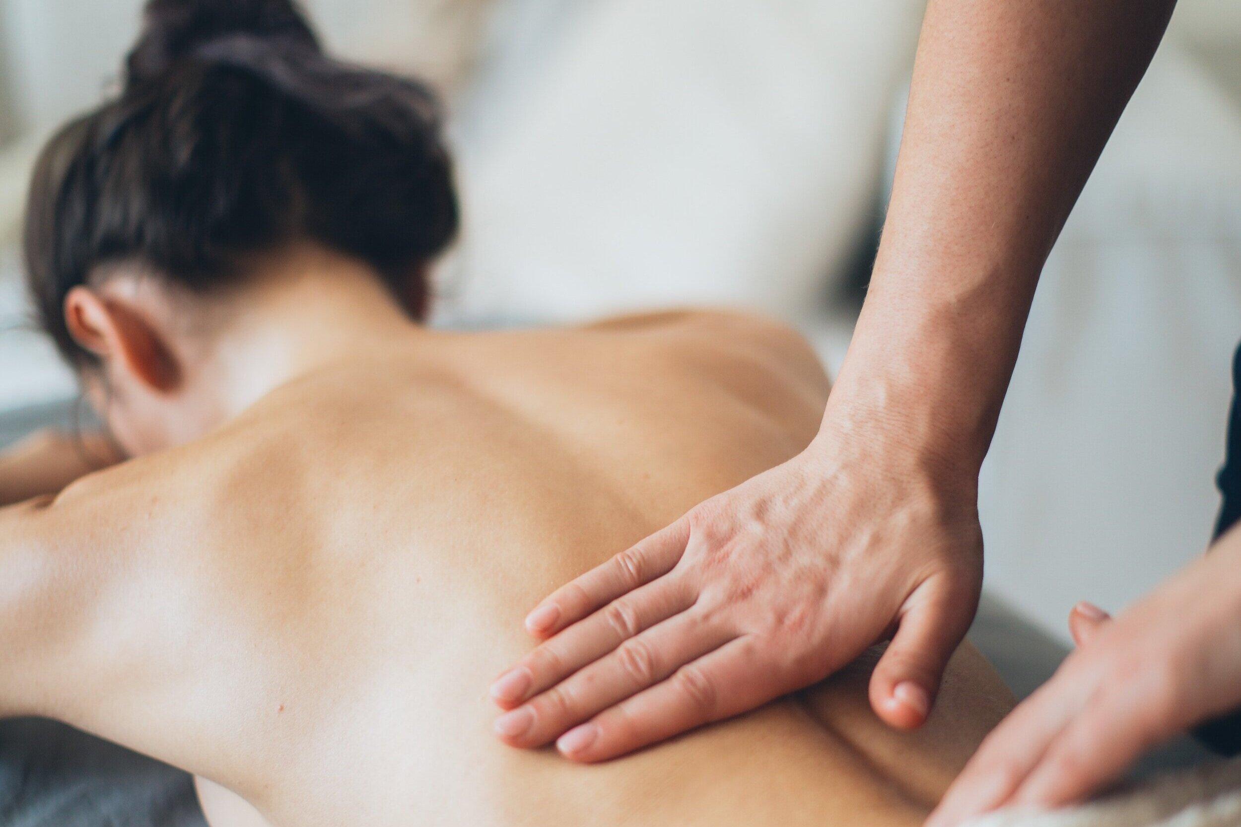 Massage — Bedworth Active Health Club