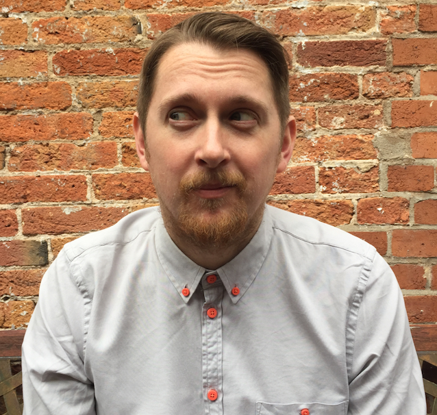 Chatting copy with Andrew Boulton