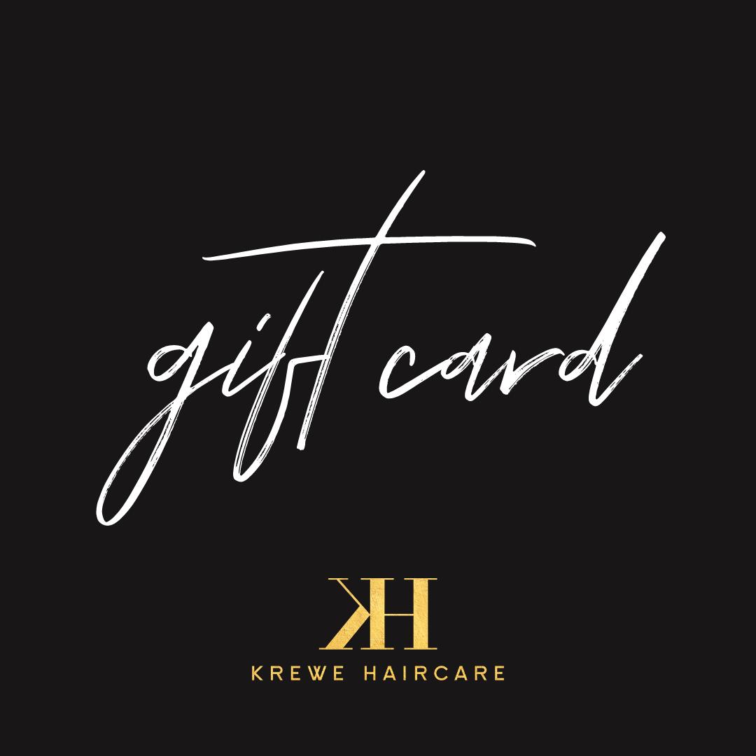 krewe gift card