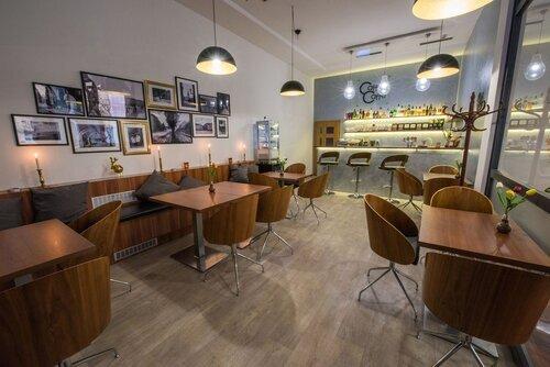 Útulná kavárna v centru malebného Nového Jičína. Čeká  zde na vás absolutně nádherný výhled, který si můžete  vychutnat se šálkem vynikající kávy v ruce. Caffé Caffé  najdete na adrese Masarykovo náměstí 45/29, Nový Jičín. -