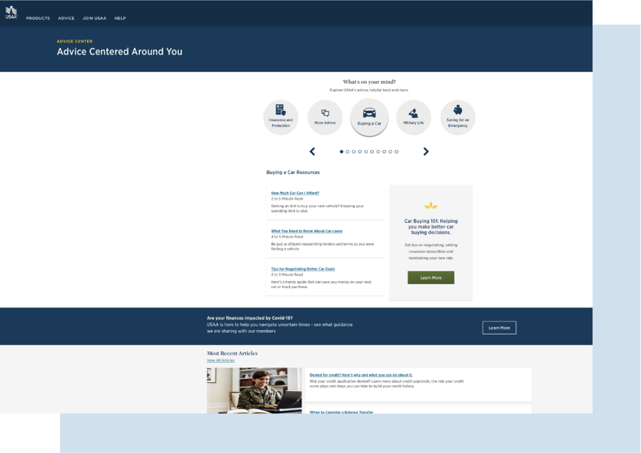 What made USAA a Customer Experience champion? — C/DXE