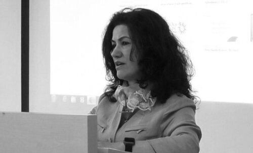 Rushan Abbas, Founder and Executive Director Campaign for Uyghurs