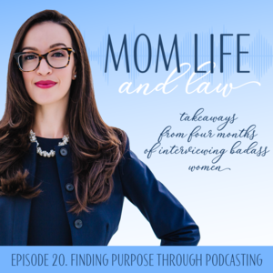 Episode 20. Finding Purpose Through Podcasting