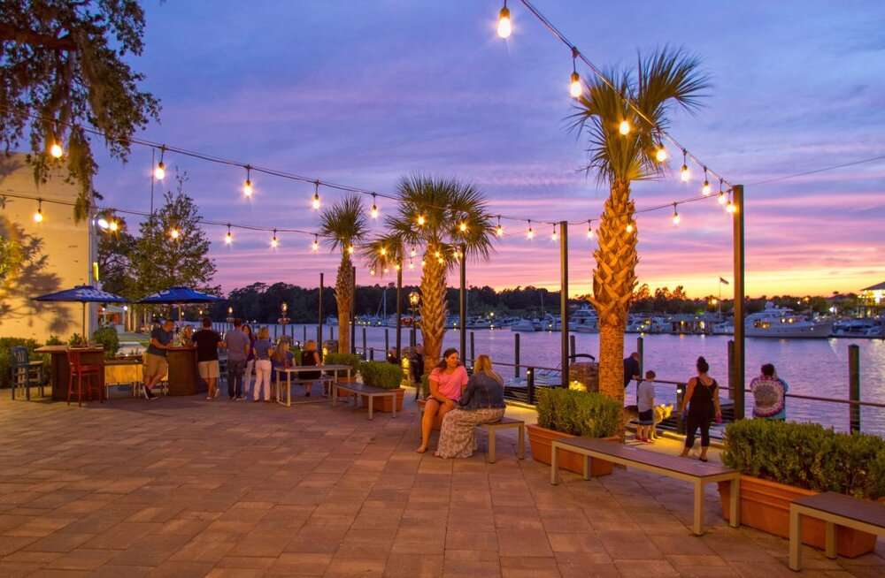 Barefoot Landing is one of the best things to do in Myrtle Beach