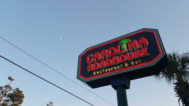 carolina roadhouse best places to eat in Myrtle Beach