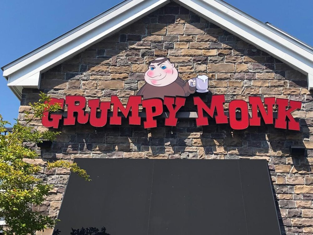 The Grumpy Monk is one of the best places to eat in Myrtle Beach
