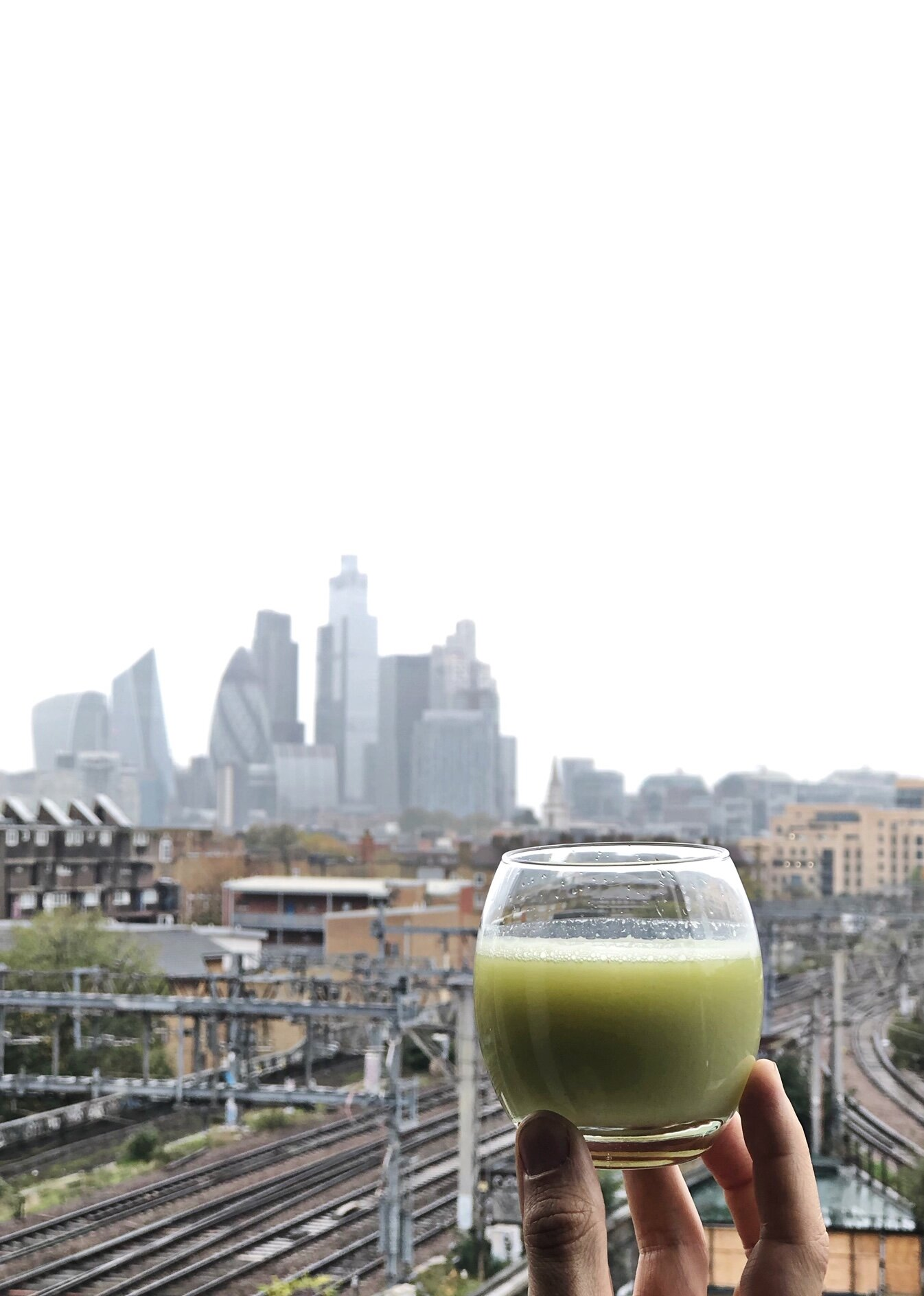 Organic Green Detox Juice